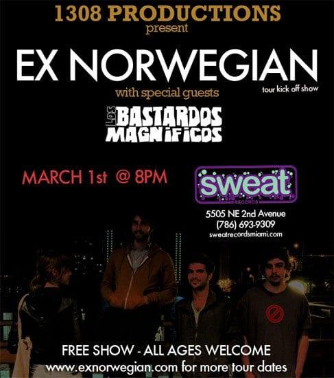 Sweat Recs March 1st