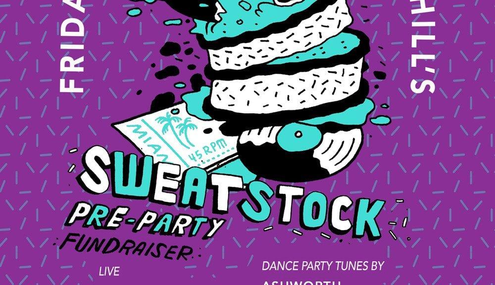 Sweatstock Fundraiser