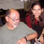 with Jasmine Kripalani